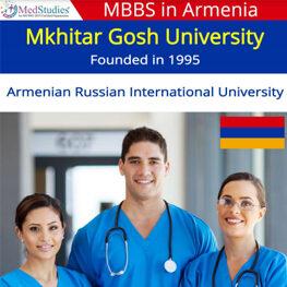 MBBS From Mkhitar Gosh University