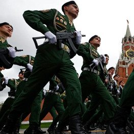 Victory Day Amidst Tension With The West: Russia Rolls Out Military Might